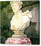 Roman Biltmore Asheville Nc Canvas Print