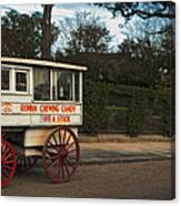 Roman Candy Wagon New Orleans Canvas Print