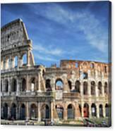 Roman Icon 8x10 Canvas Print