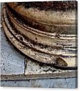 Roman Marble  Canvas Print