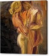Romance Canvas Print