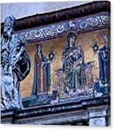 Romanesque Campanile Canvas Print
