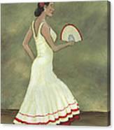 Romani Step Canvas Print