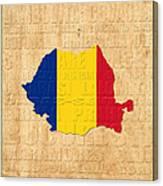 Romania Canvas Print