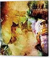 Romans 14 Canvas Print