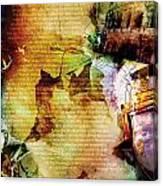 Romans 6 Canvas Print