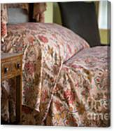 Romantic Bedroom Canvas Print