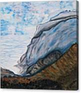 Romantic Mountains Canvas Print