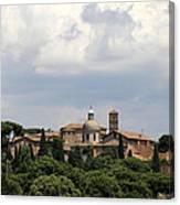 Rome 1 Canvas Print