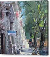Rome Dal Barbiere Mario Canvas Print
