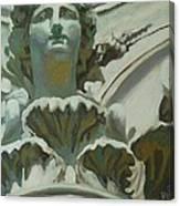 Rome Statue Canvas Print