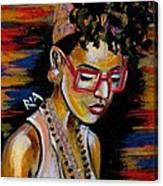 Romy Canvas Print