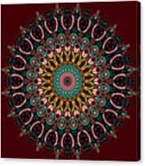 Ronnie Mandala Canvas Print