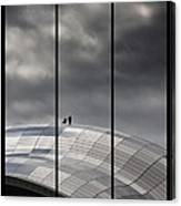 Roof Of The Sage Canvas Print