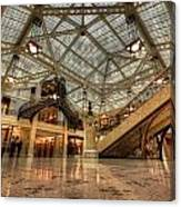 Rookery Building Main Lobby And Atrium Canvas Print