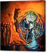 Room Fan Canvas Print