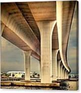 Roosevelt Bridge-1 Canvas Print