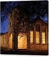 Roosevelt Church 2am-106055 Canvas Print