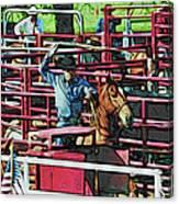 Roper Ready Canvas Print