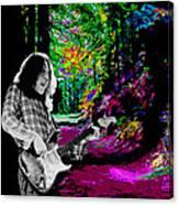 Rockin' On Mt Tamalpais Canvas Print
