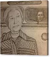 Rosa Parks Imagined Progress Canvas Print