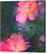 Rose 194 Canvas Print