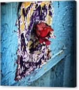 Rose For The Dead Canvas Print