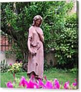 Rose Garden 1 Canvas Print
