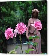 Rose Garden 3 Canvas Print