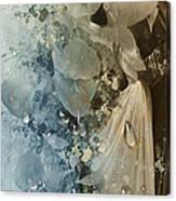 Rose Perfume Canvas Print