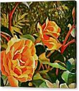 Rose Ridge Canvas Print