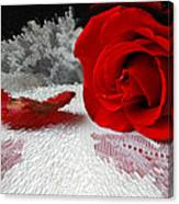 Roses Are Red2 Canvas Print