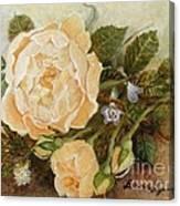 Roses Sublime Canvas Print