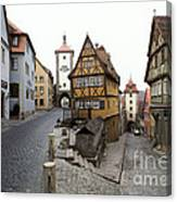 Rothenberg, Germany Canvas Print