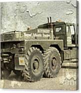 Rotinoff Tractor  Canvas Print
