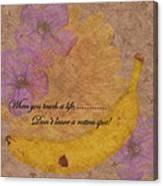 Rotten Spot Canvas Print