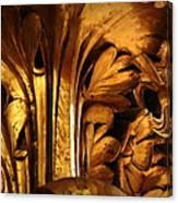 Rotunda Detail Canvas Print