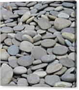 Round Rocks Canvas Print