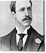 Rounsevelle Wildman (1864-1901) Canvas Print