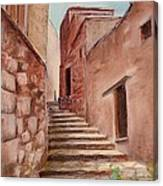 Roussillon Walk Canvas Print