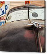 Route 66 Cars  Canvas Print