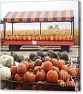Route 66 Farmstand Canvas Print