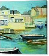 Rowhedge Canvas Print