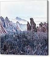 Roxborough 2 Canvas Print