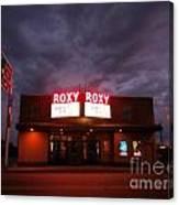 Roxy Theatre Canvas Print