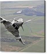 Royal Air Force Typhoon Fgr4 Canvas Print