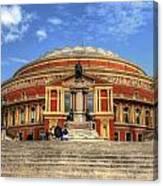 Royal Albert Hall Canvas Print