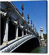 Royal Bridge Canvas Print