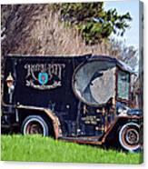 Royal City Paddy Wagon Canvas Print