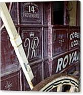 Royal Mail.  Canvas Print